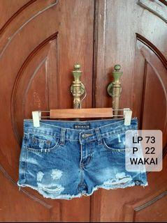 WAKAI Hotpants Jeans