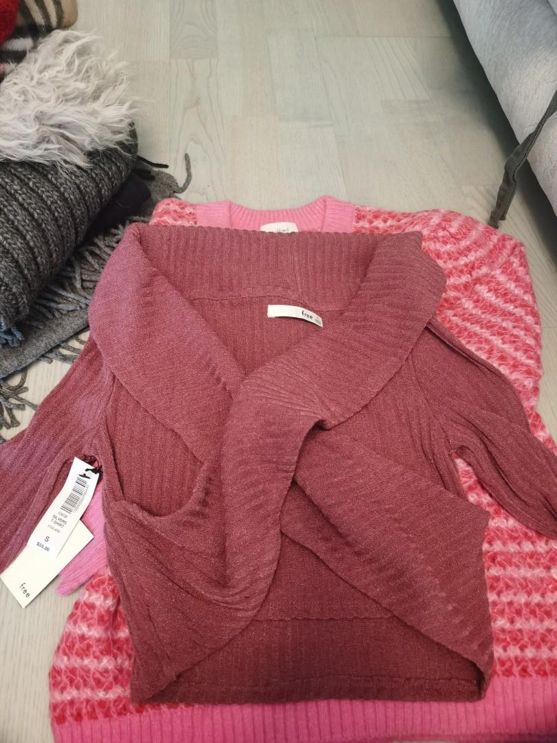 Wilfred free sweater with tag