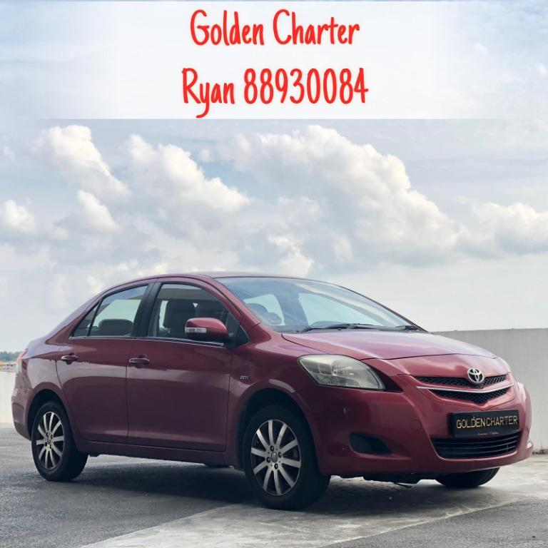 04/09 Call 8893 0084 Ryan Toyota Vios 1.5 Very Affordable Available For Rent!!! Go-Jek Rebate, Grab, Ryde, PHV, Personal Usage Available! While Stocks Last ! Rent Car ! Car Rental ! Cheap Rental Car !