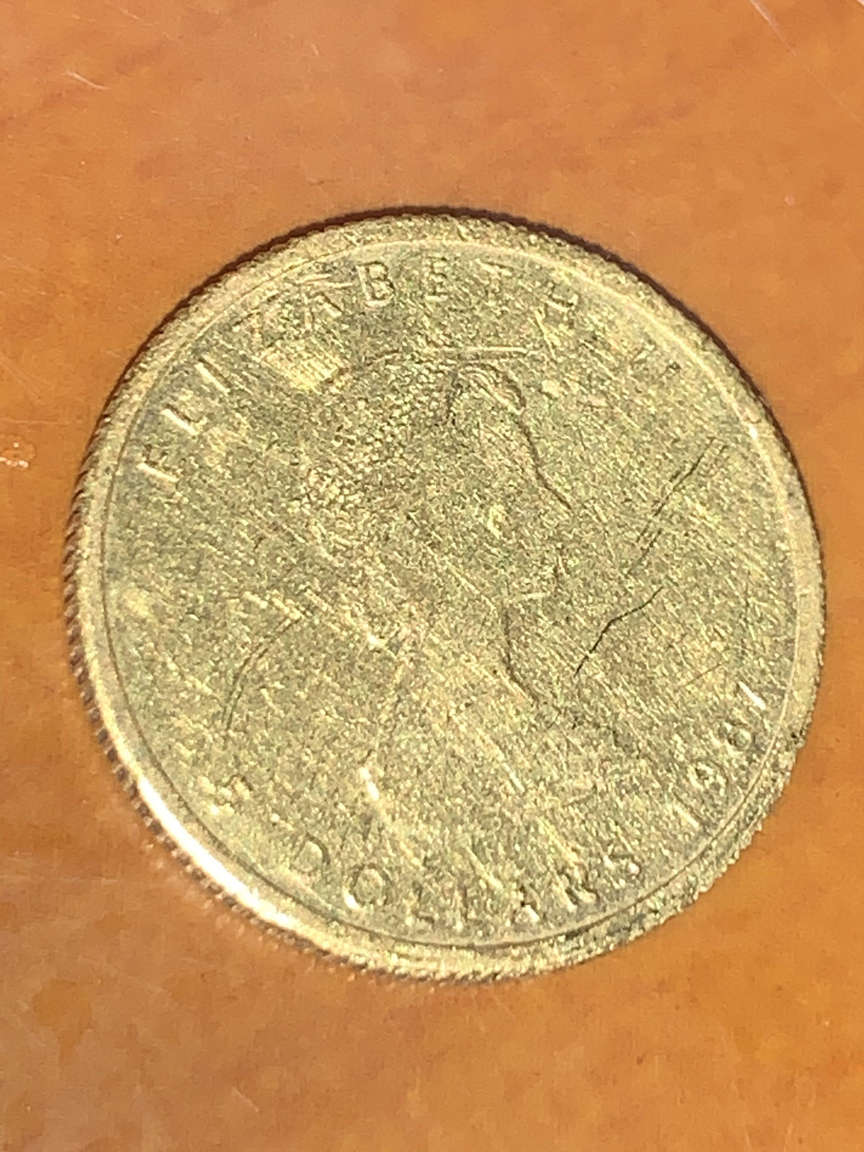 1987金幣