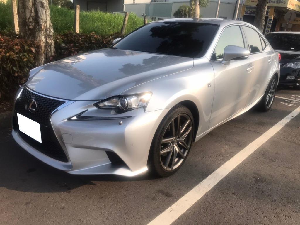 2014年Lexus凌志IS300H 銀79