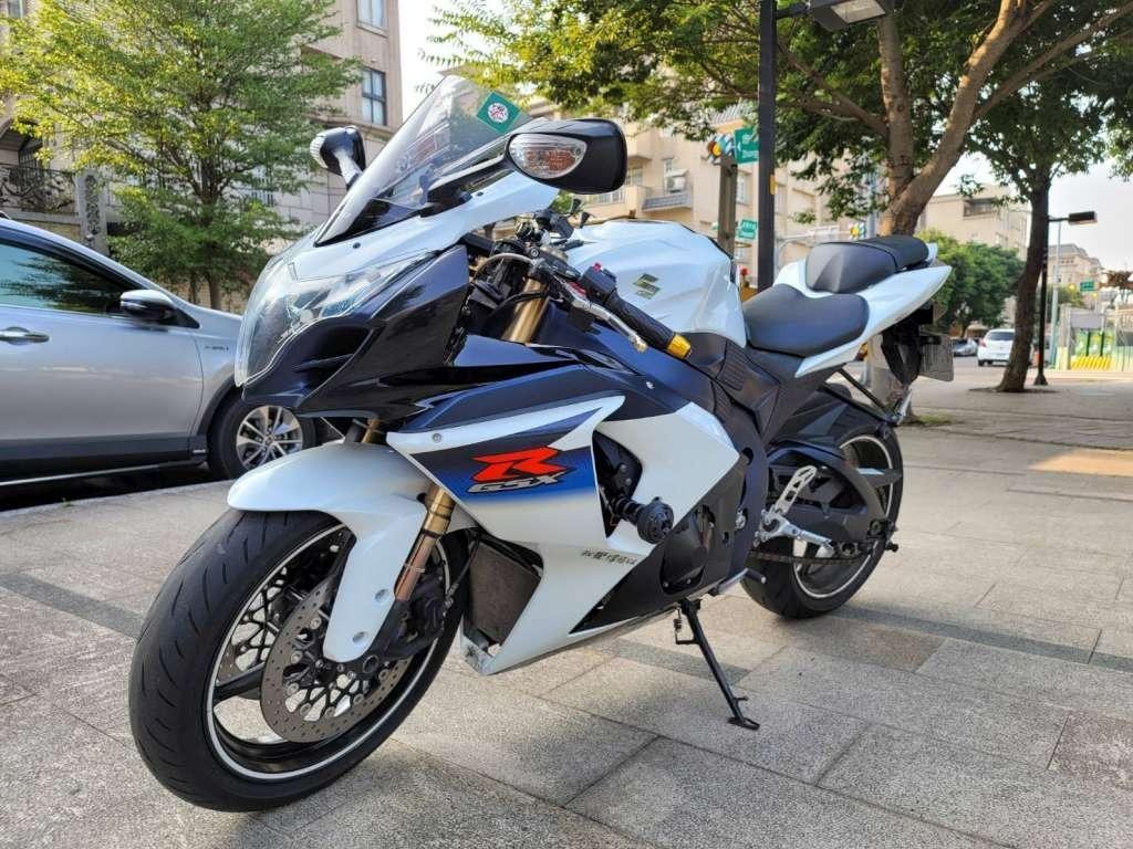 [出售] 2010年 SUZUKI GSX-R1000 阿魯L0 原廠殼