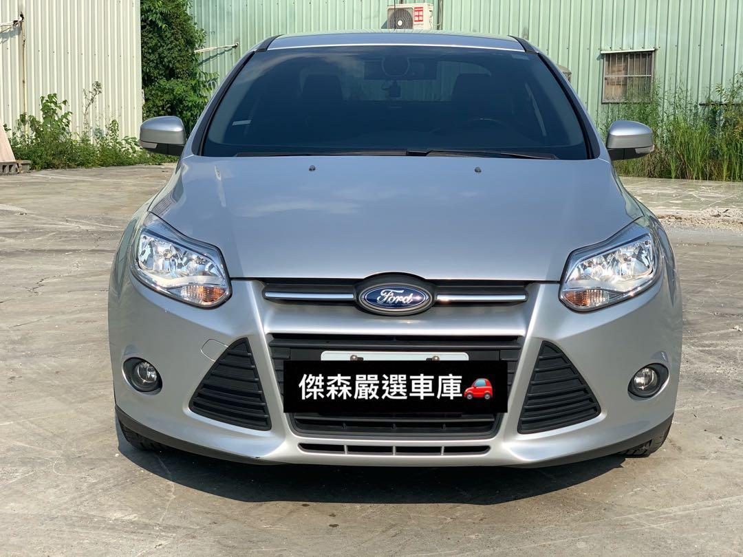 丞鎰汽車 2013年 Focus 4D
