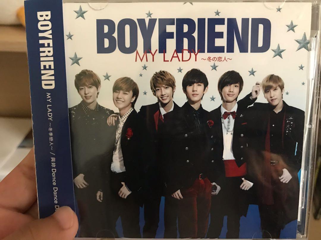 韓國團體 BOYFRIEND