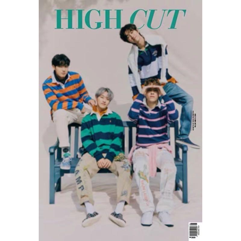 現貨 Highcut vol.260 韓文雜誌 封面Seventeen