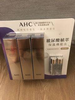 AHC玻尿酸植萃保濕化妝水 costco購入