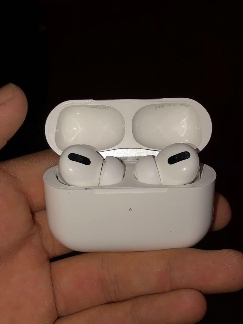 AirPods Pro will to trade as well