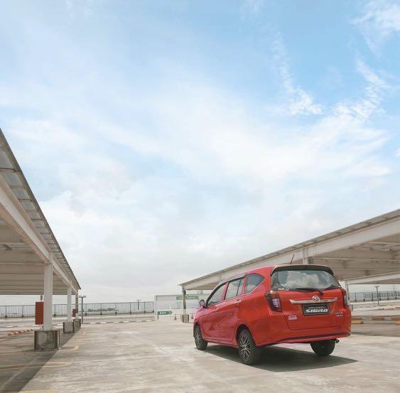 ANGSURAN RINGAN Daihatsu Sigra mulai 2,7 jutaan. Daihatsu Fatmawati
