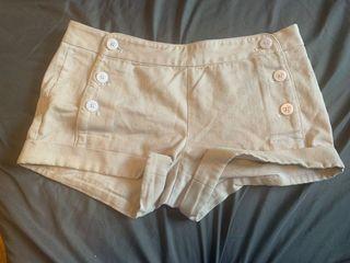 Aritzia starboard shorts