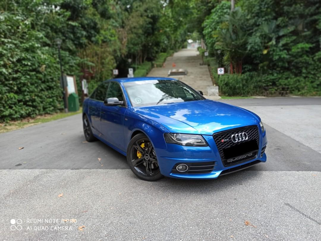 Audi A4 RS4 Edition