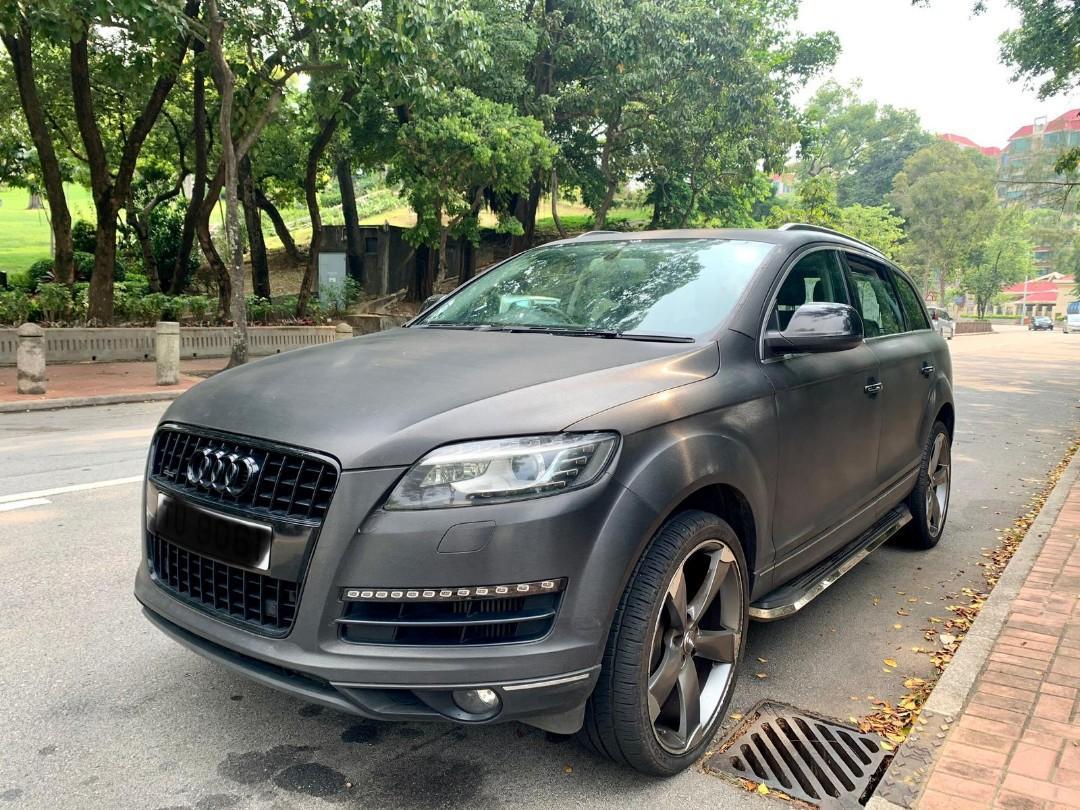 Audi Q7 3.0 TDI quattro diesel Auto