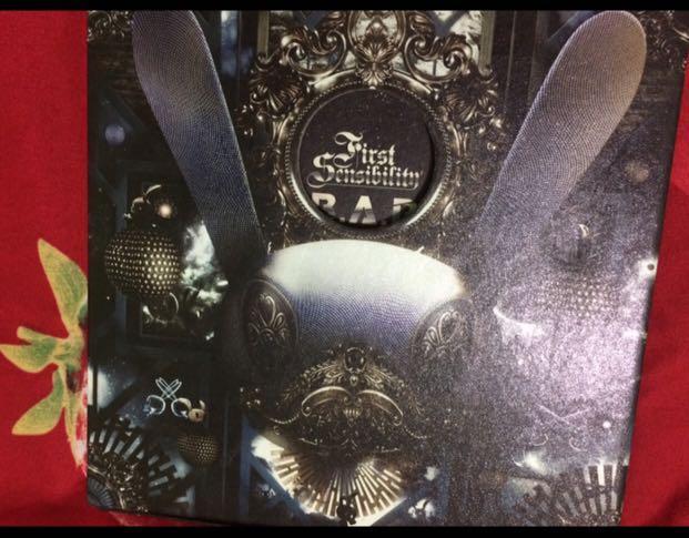 CD BAP ALBUM FIRST SENSIBILITY (Korea)