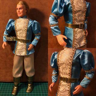Barbie Ken Rapunzel 2002 - Mattel