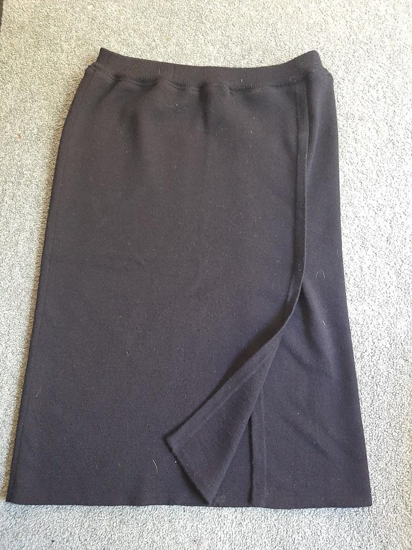 Black Skirt - Thornton Hall