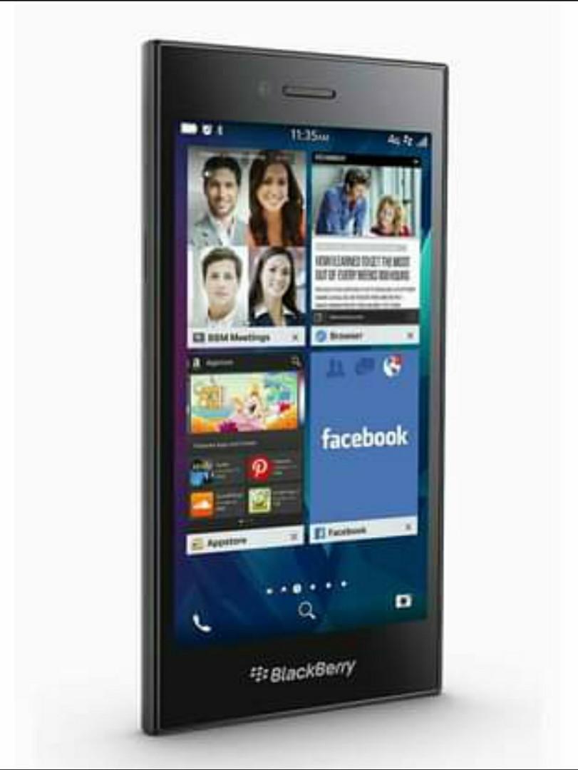 Blackberry Leap Phone