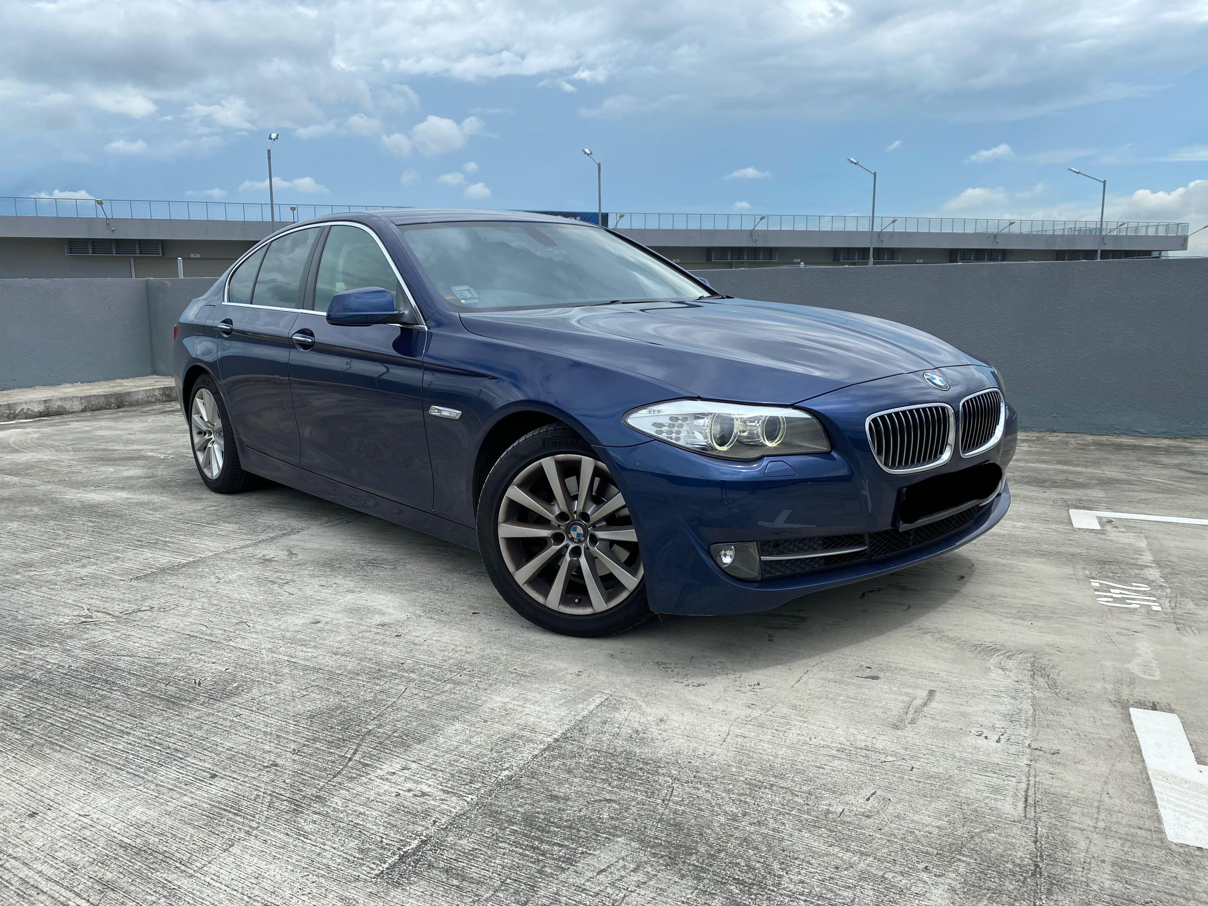 BMW 523i 2.5 F10 5 series !! Promo good price