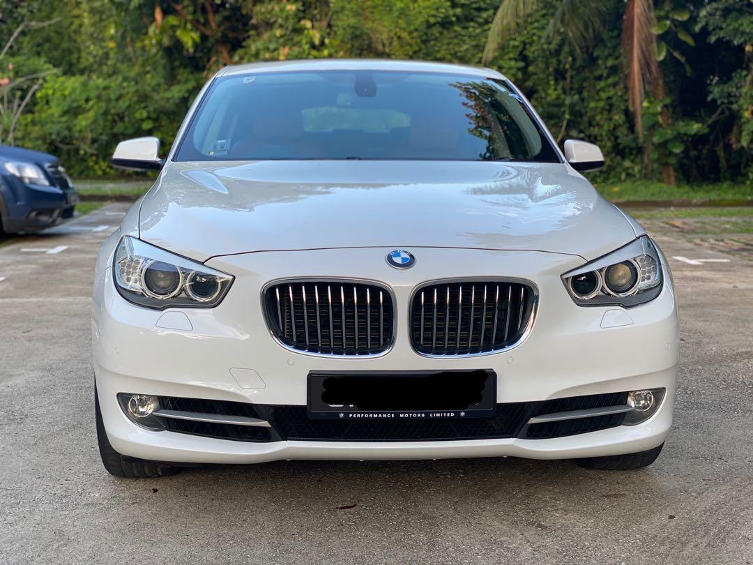 BMW 535i Gran Turismo Luxury (A)