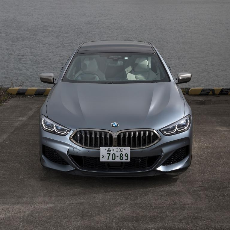 BMW 8 Series Gran Coupe 840I M SPORT