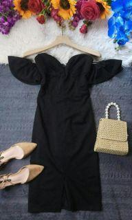 Bodycon Sexy Midi Dress