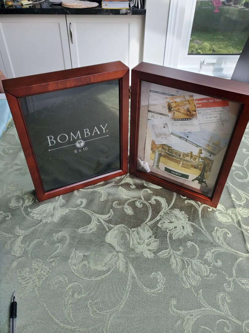 Bombay Photo Keepsake Box