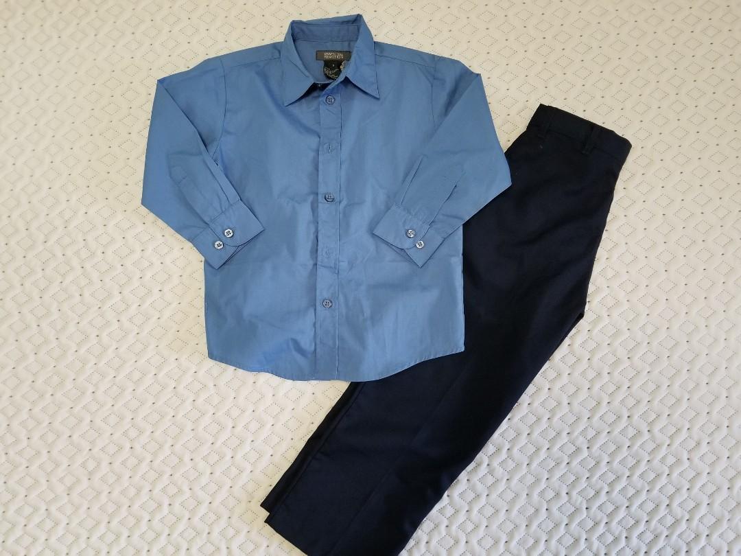 Boy's sz 5 dress clothes