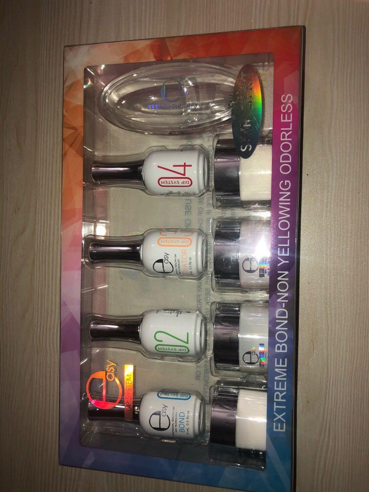 Brand New Easy Dip Nail Starter Kit