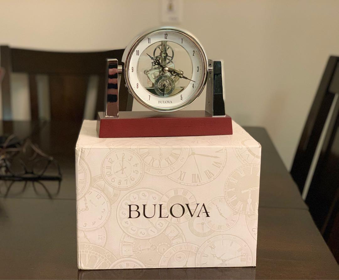 Bulova Watch Decor
