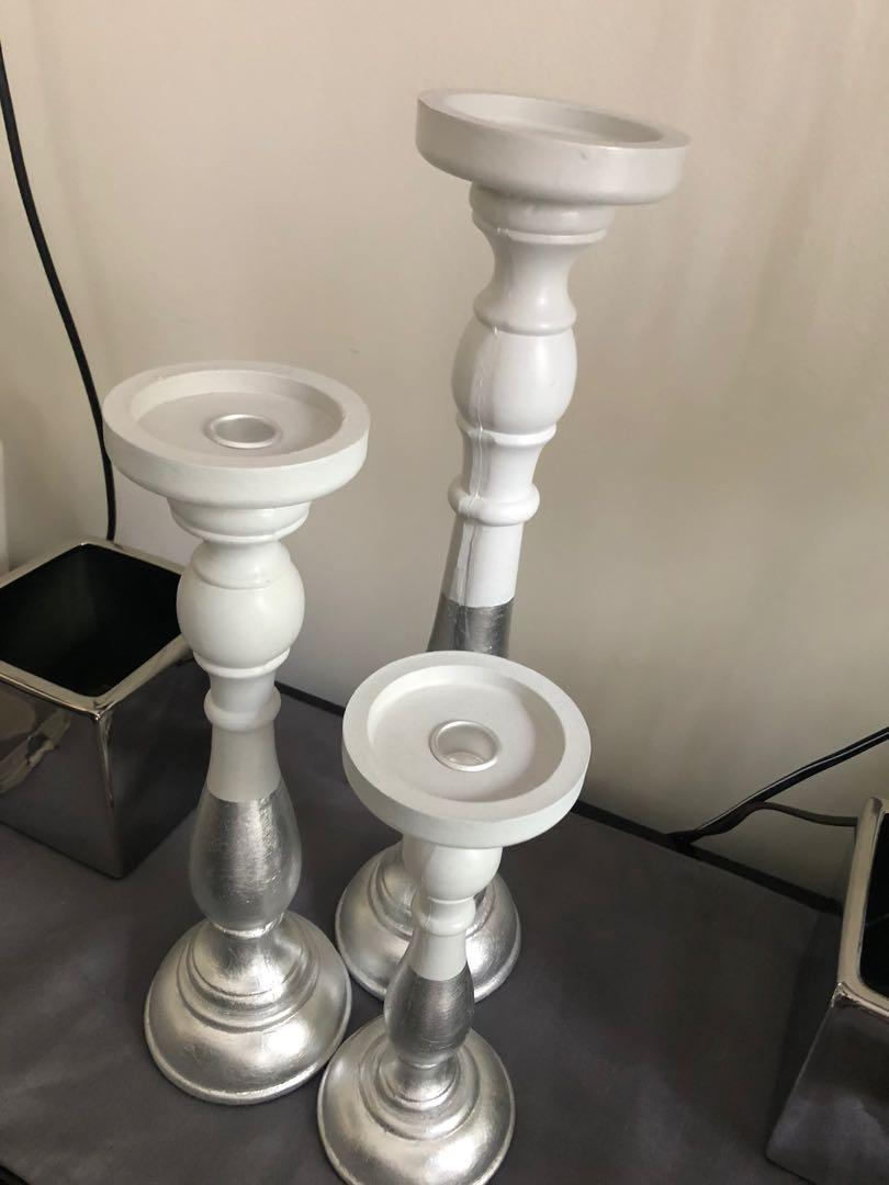 Candle Holder Set of three