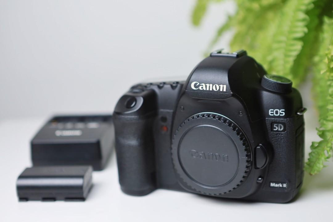 】Canon 5d2(全片幅相機) 送Canon EF 50mm f1.8 II(大光圈鏡頭)