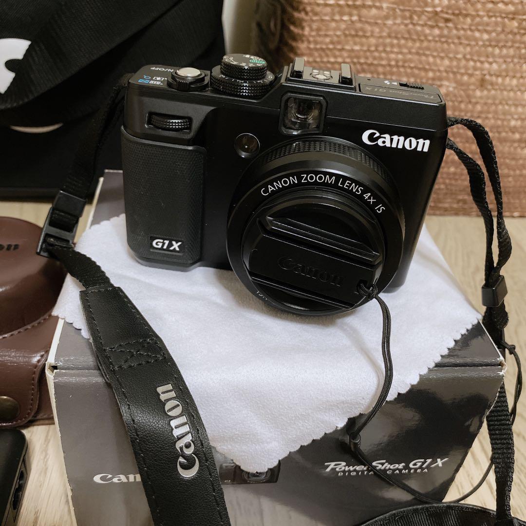 Canon Power Shot G1X (二手)