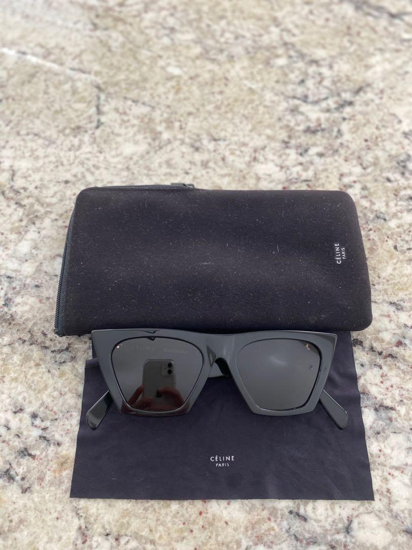 CELINE EDGE SUNGLASSES