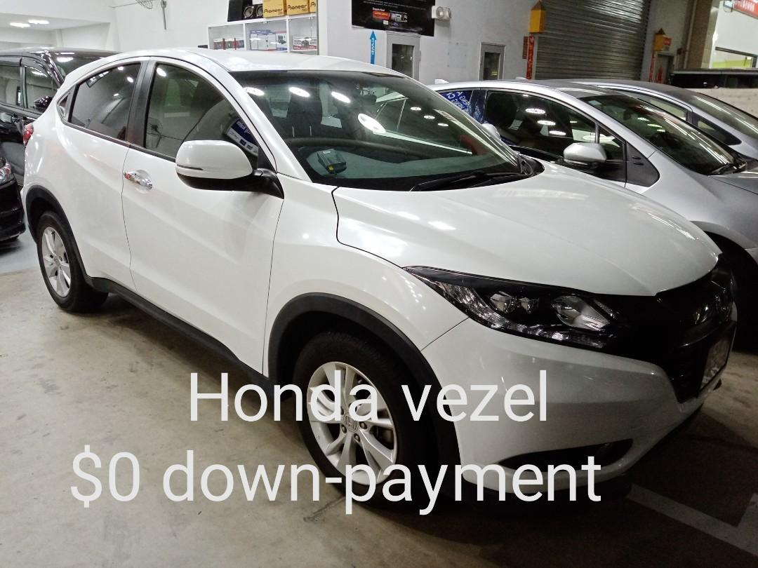 For SALES ONLY (Honda vezel)