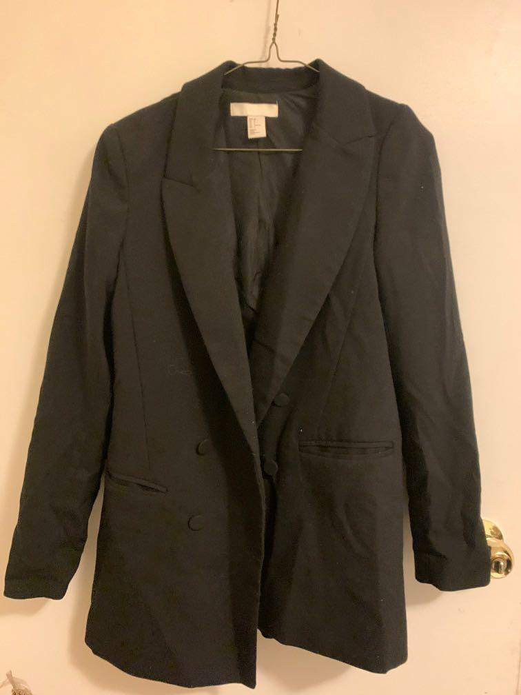 Forever 21 Double Breasted Blazer - 32