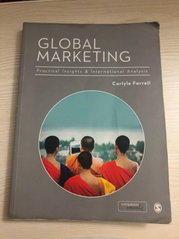 Global Marketing by Carlyle Farrell