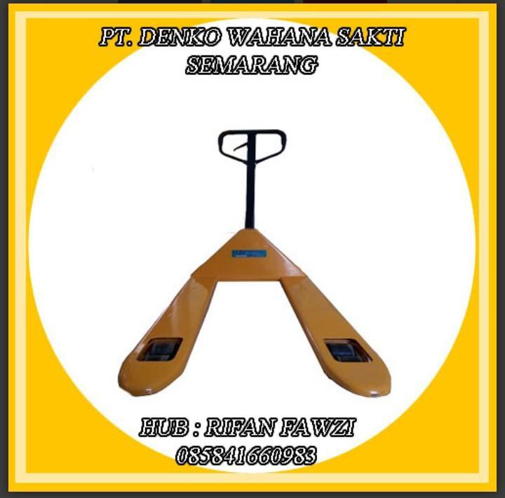 Hand Pallet Nansin Jepang/Hand Forklift Manual/Hand Jack 2,5 ton
