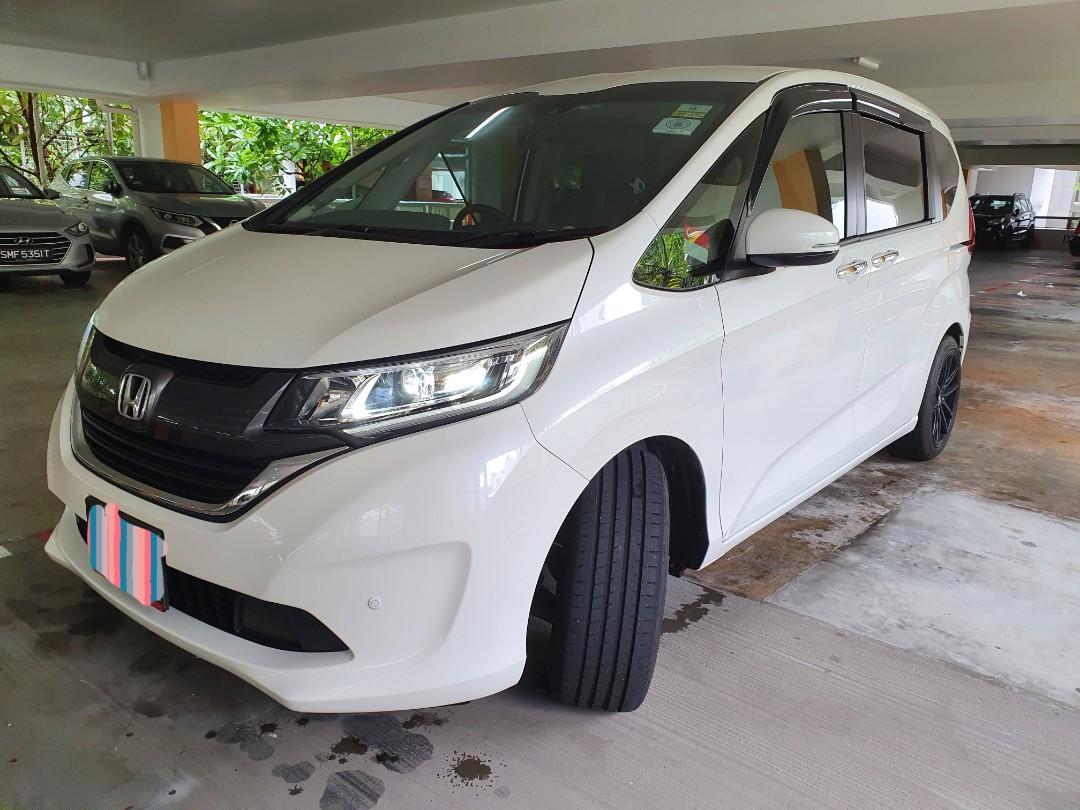 Honda Freed 1.5G Petrol Version Full Specs Sensing Model Auto