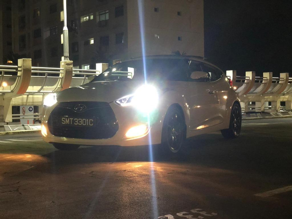 Hyundai Veloster 1.6 5-Dr (A)