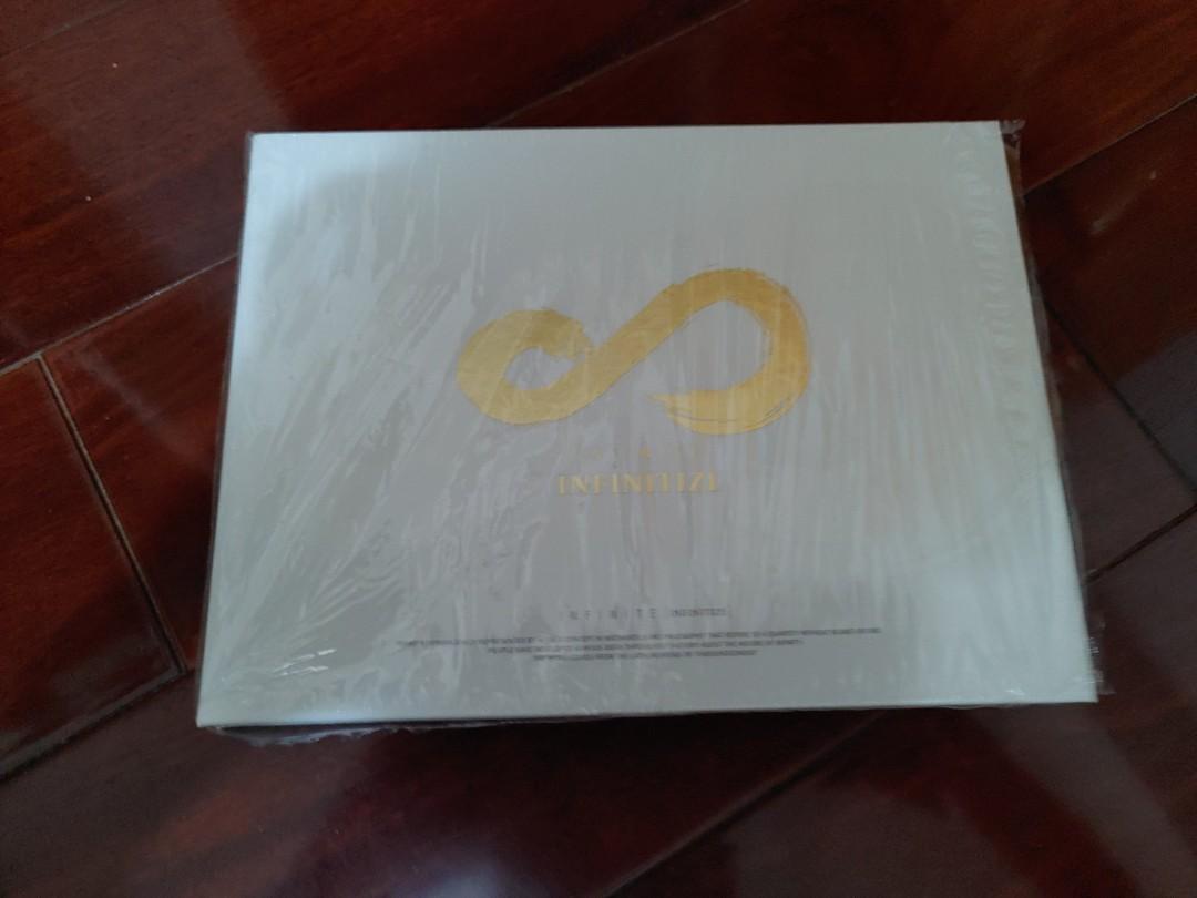 INFINITE 3rd mini album