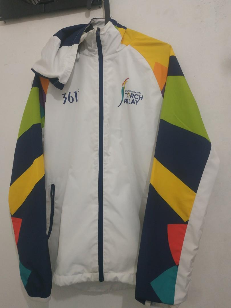 Jaket 361 Official Asian Games