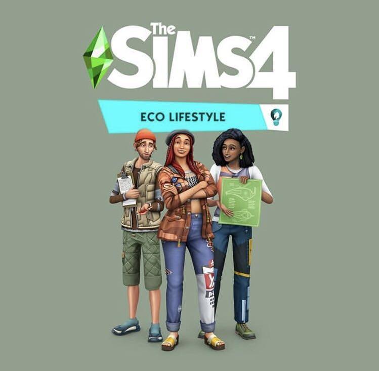 Jual The Sims 4 Fullpack