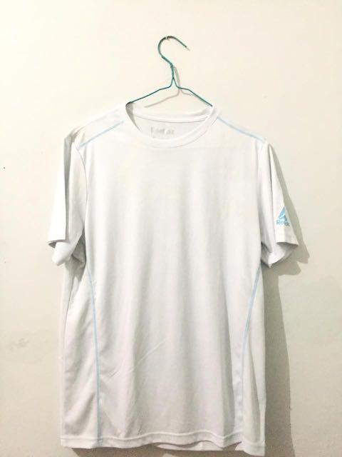 Kaos reebok putih
