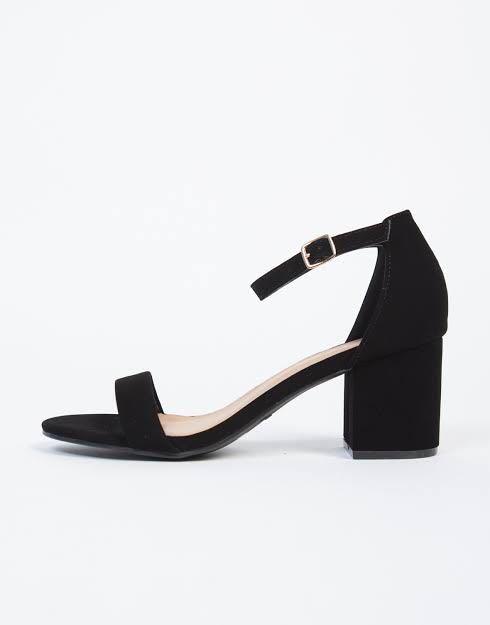 Korean Suede Sandals, Women's Fashion