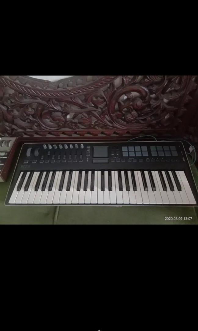 KORG taktile 49 /usb controller keyboard