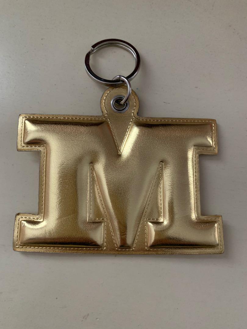 M Keychain