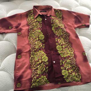Men shirt batik