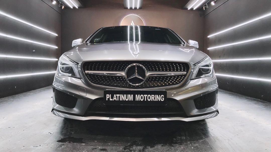 Mercedes-Benz CLA180 AMG Line Auto