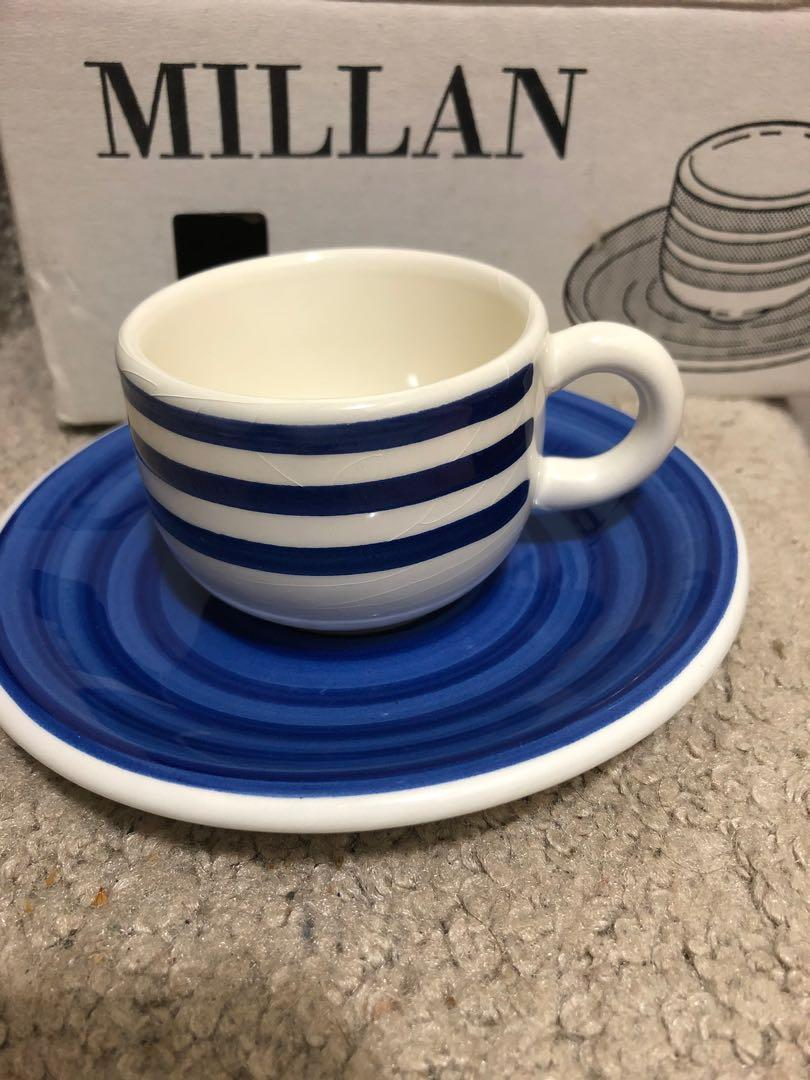 ps wiExpresso Cups with saucer (each box has 6 cups and saucers)