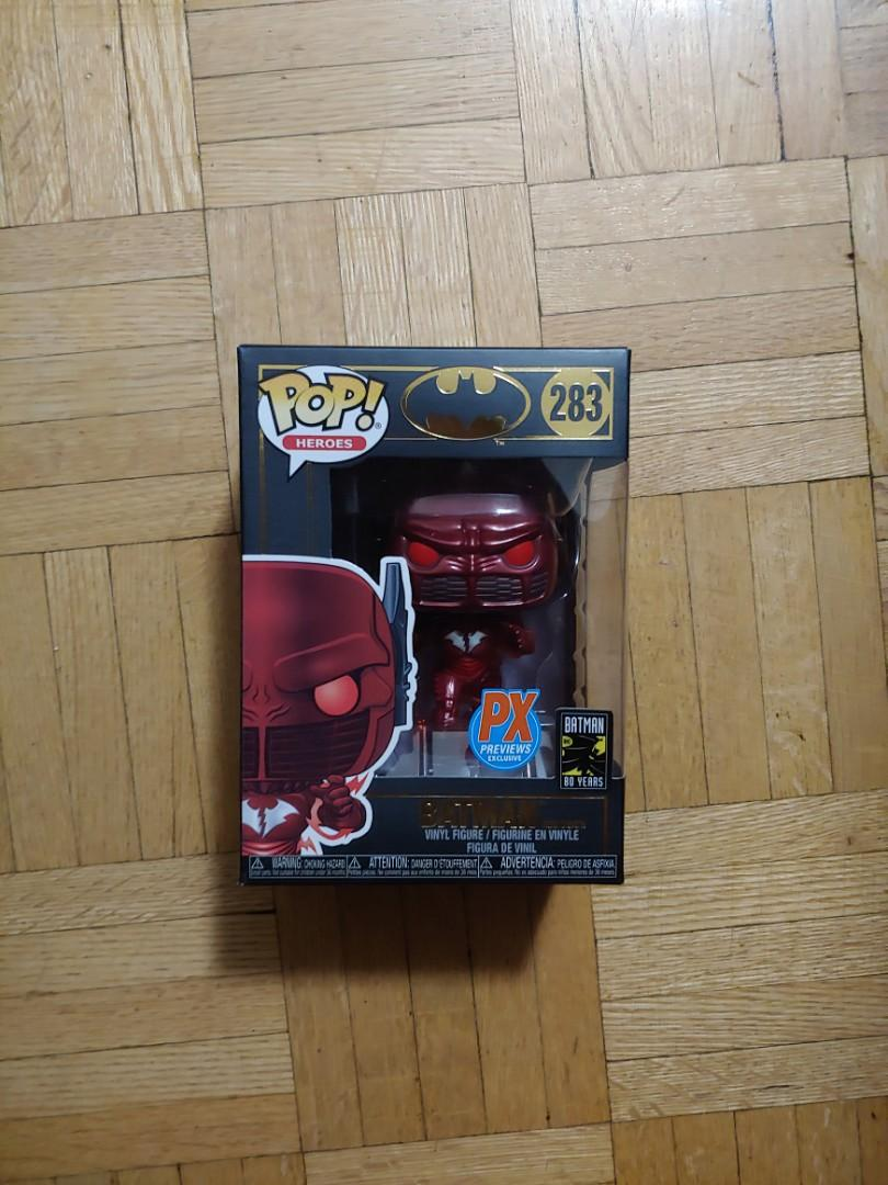 Batman Funko Pop Red Death 283