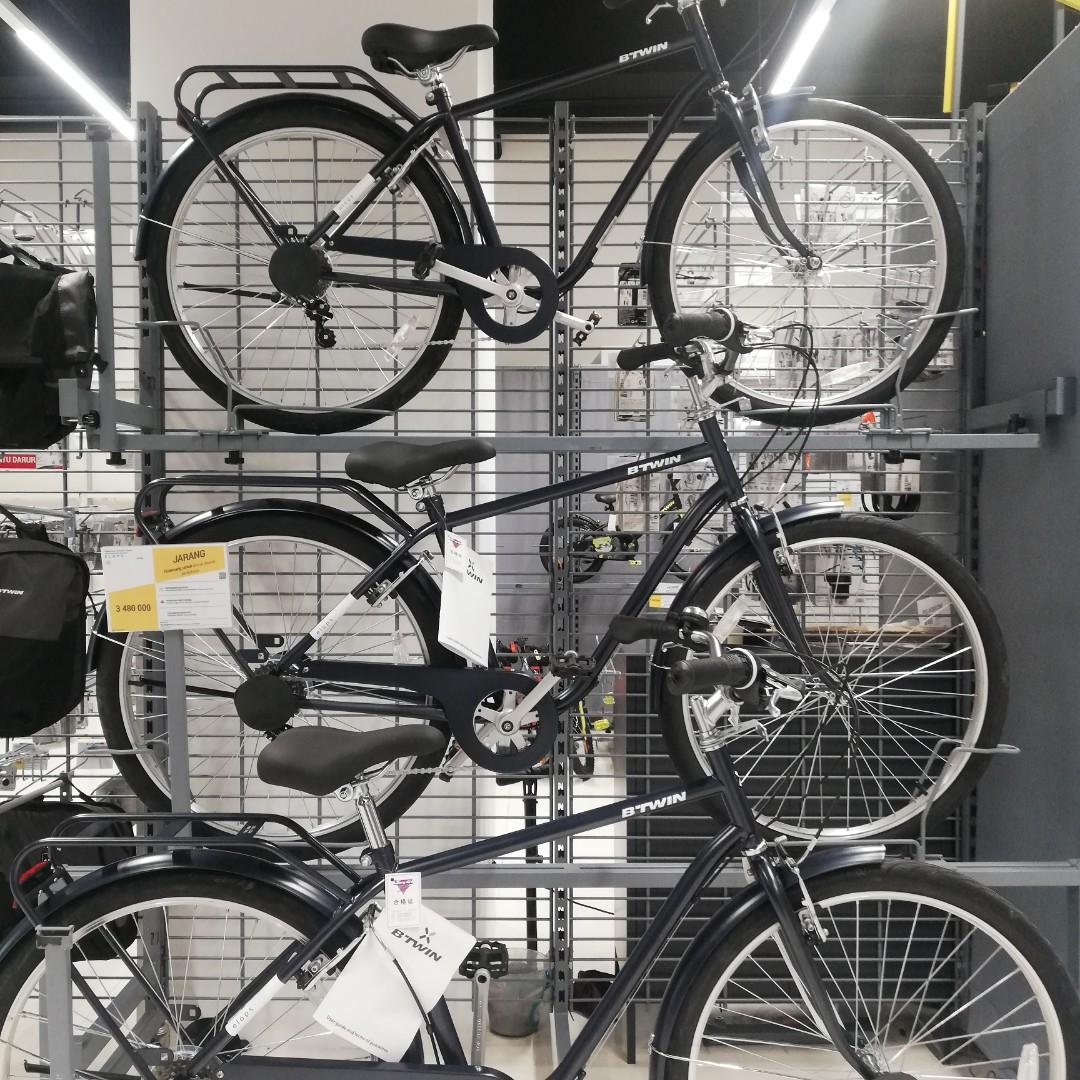 Sepeda Btwin cicilan Bisa No Kartu Kredit