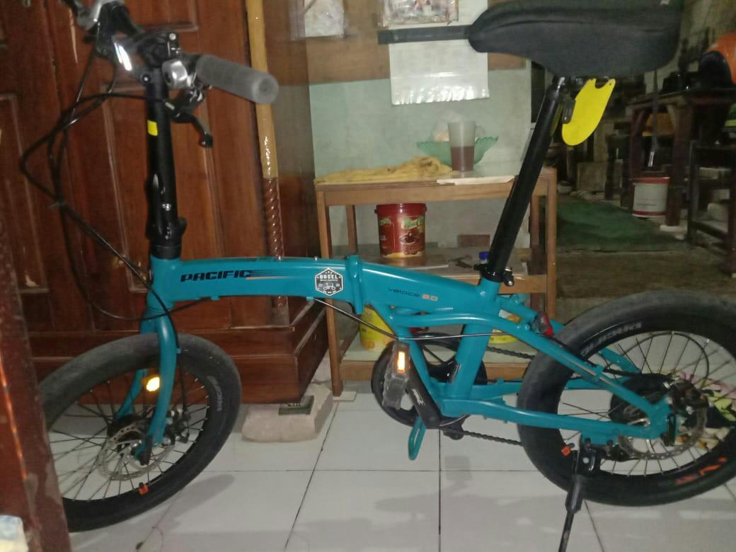 SEPEDA PACIFIC, SPEED 7 20INCH